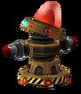Megacorp Laser Bot render