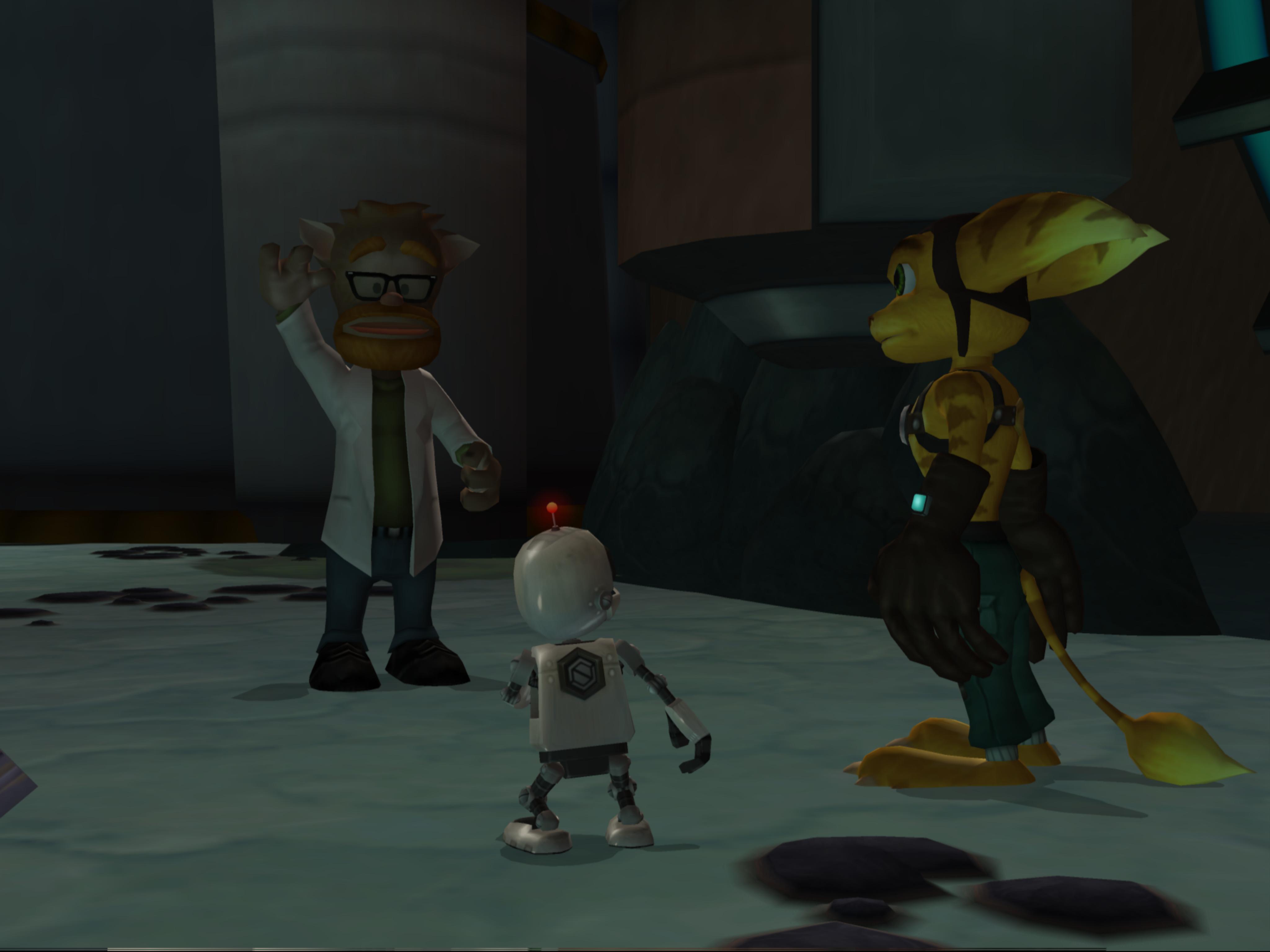Ultra-Mech Scientist