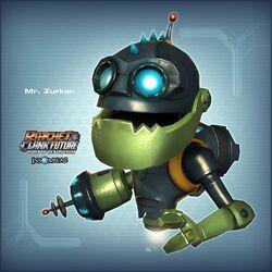 Mr. Zurkon (weapon)