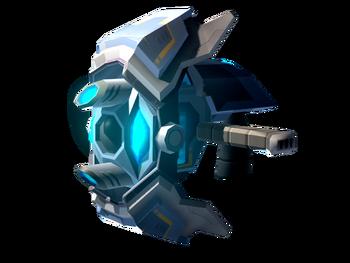 Omni-shield Launcher