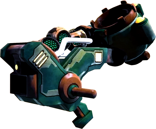 Plasmabomb Launcher