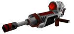 Flux Rifle from UYA multiplayer render