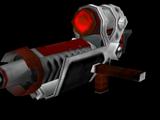 Flux Rifle