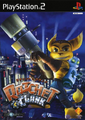 Ratchet & Clank (2002 game) front cover (JP)