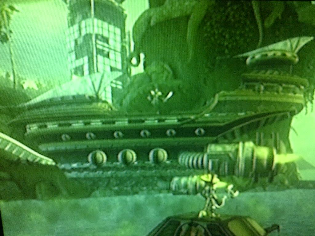 Darkwater's flagship