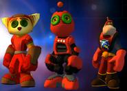 Plushy Pack red team skins