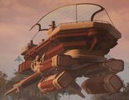 Nefarious Battle Cruiser