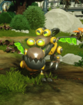 Peckbot from R&C (2016) screen