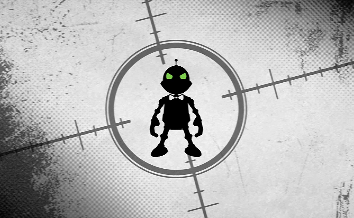 Secret Agent Clank (fictional series)
