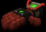 Mine Glove render