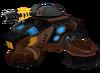 Megacorp Hover Tank render