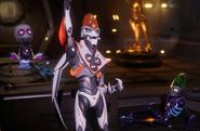 Emperor Dr Nefarious Assistant