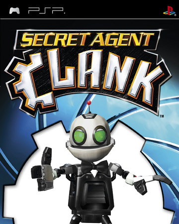 Secret Agent Clank front cover.png