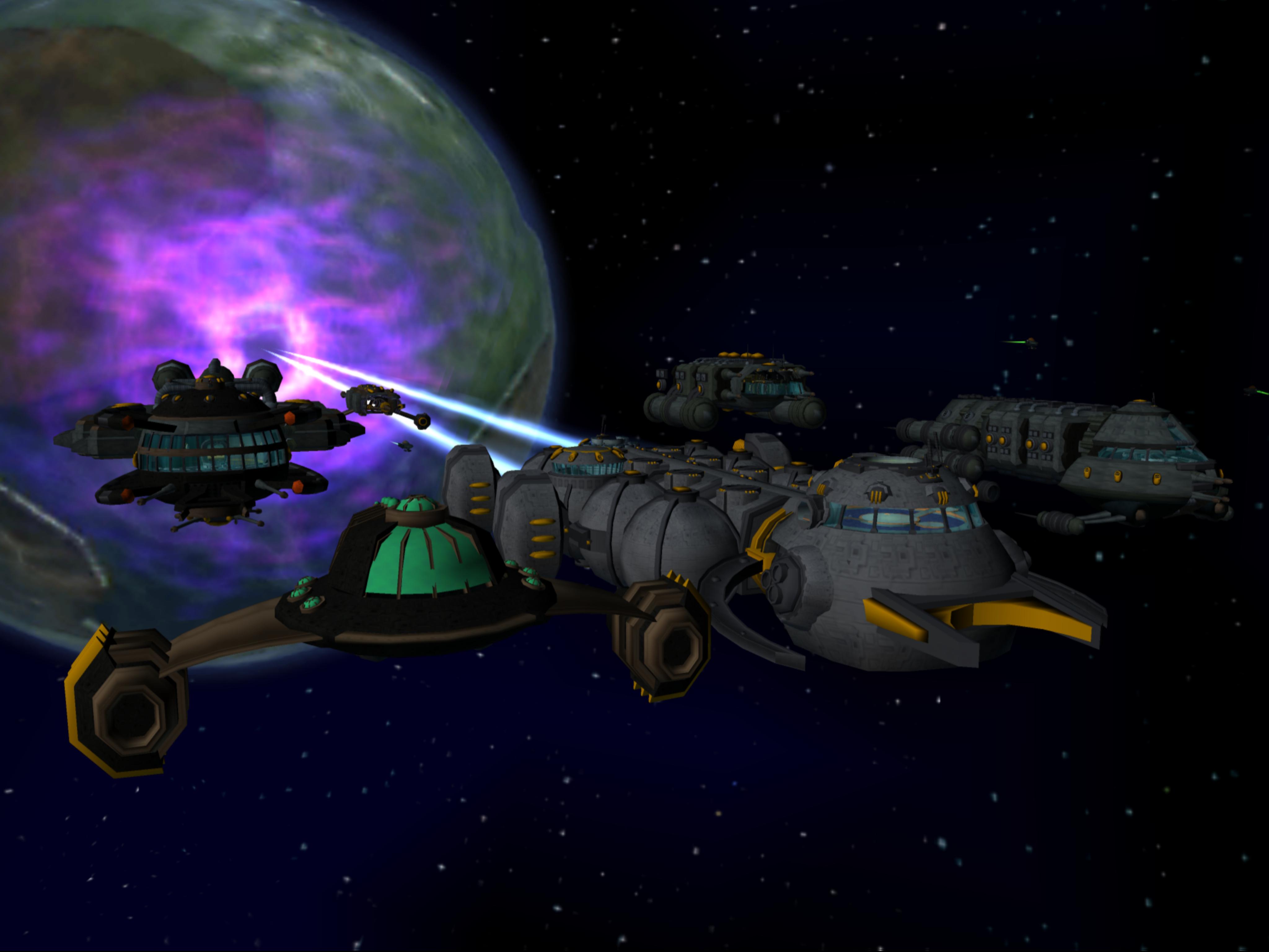 Drek's fleet