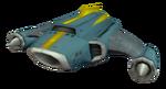 Technomite ship 4 render