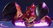 Toxic Crab Rift Apart
