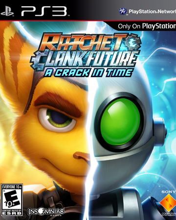 Ratchet Clank Future A Crack In Time Ratchet Clank Wiki