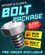 Bolt package
