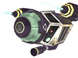 Blarg armored transport