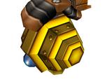 Bee Mine Glove