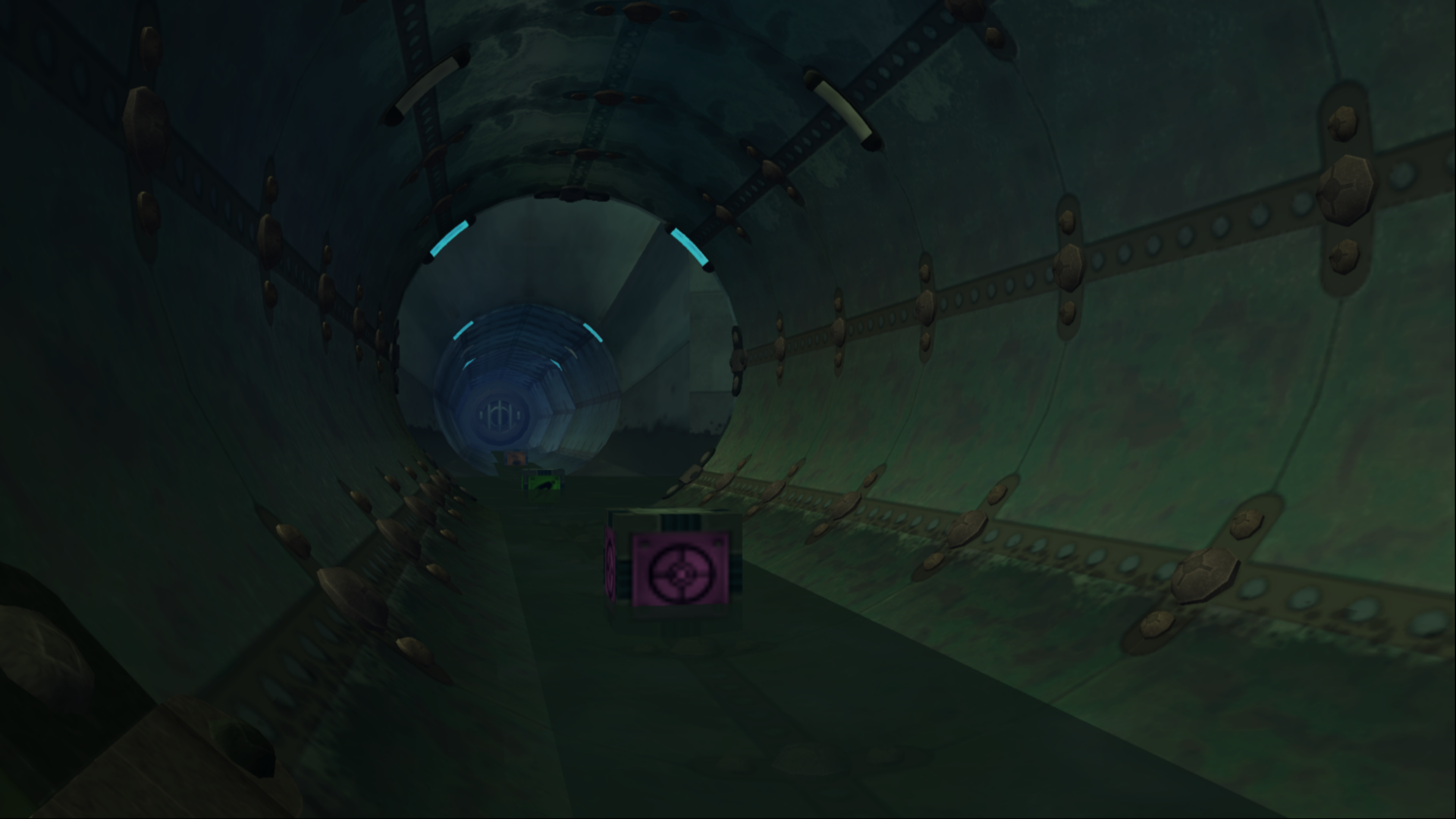 Aquatos Sewers (multiplayer)