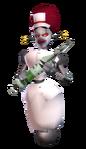 Nurse robot render