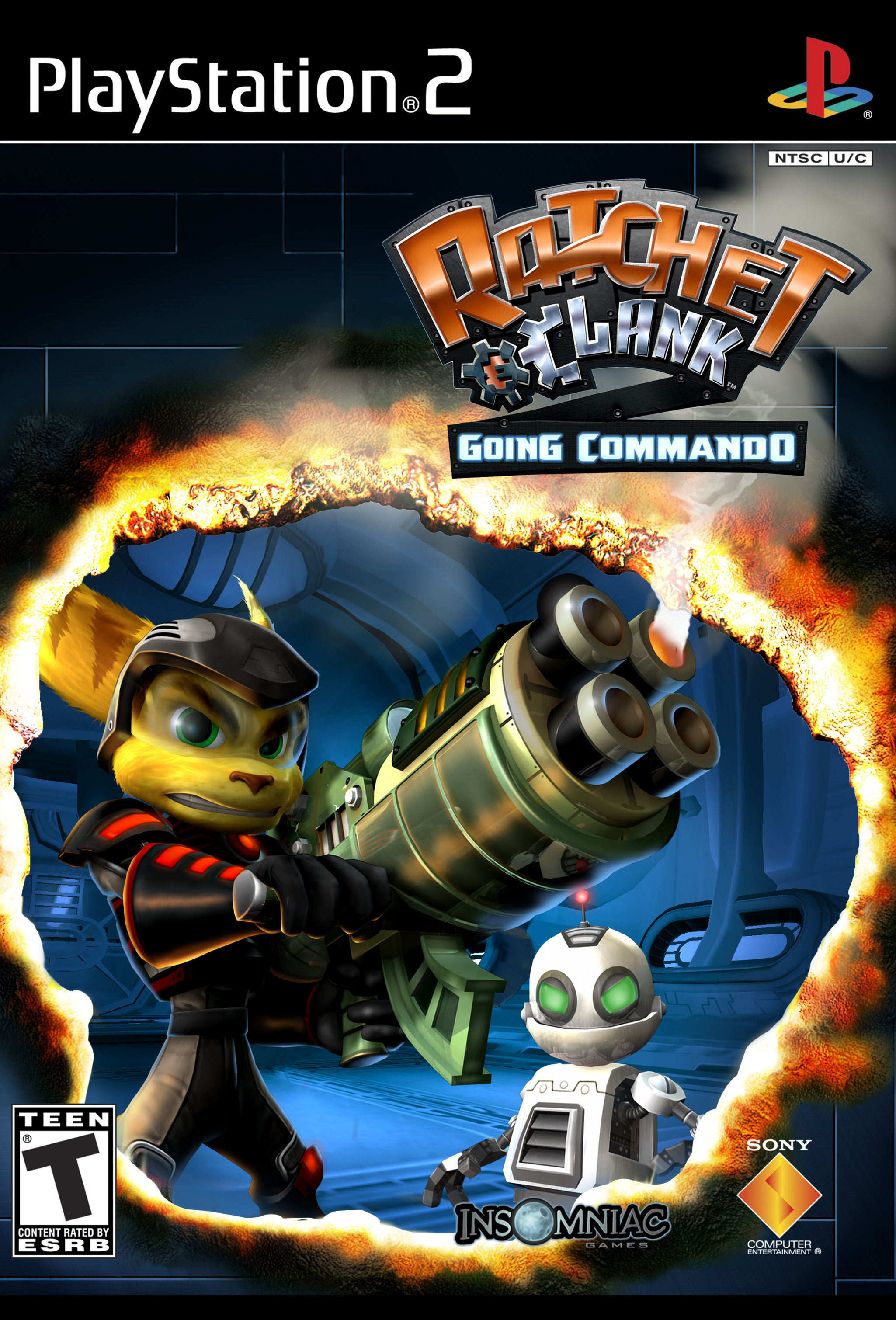 ratchet and clank ps4 logo
