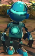 Space Cadet Clank