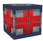 Health crate render