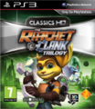 Ratchet & Clank Collection front cover (PS3) (EU)