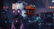 Emperor's Assistant Infobot Rivet