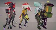 Rivet Concept Art 6 (The Art of Ratchet & Clank Rift Apart)