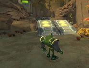 Korgon Refinery gold bolt 5