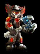 Hyperflux armor