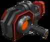 Disc Blade Gun render