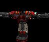 Electrosteel armor render