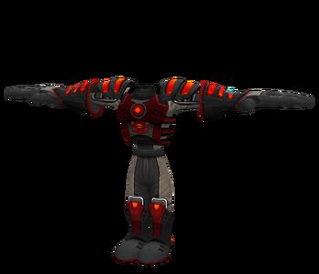 Electrosteel armor