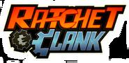 Ratchet & Clank comic logo