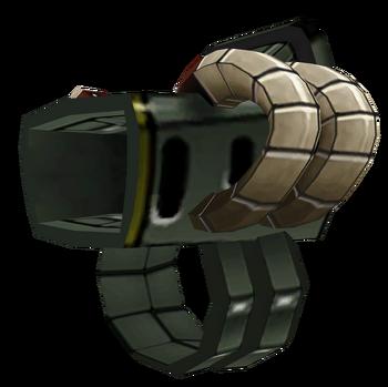 Spiderbot Glove