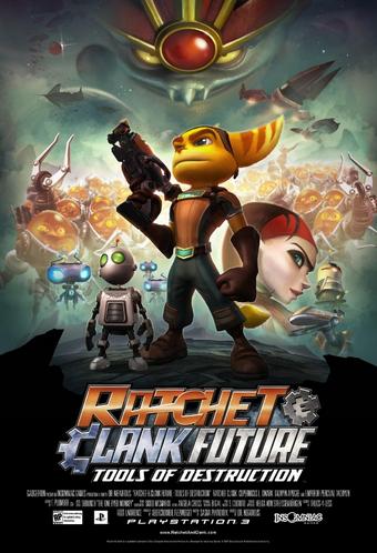 ratchet clank future tools of destruction metacritic