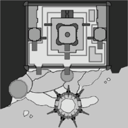 Temple of Shaar map