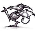 Darter from R&C (2002) concept art