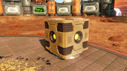 Ammo crate from R&C (2016) screen