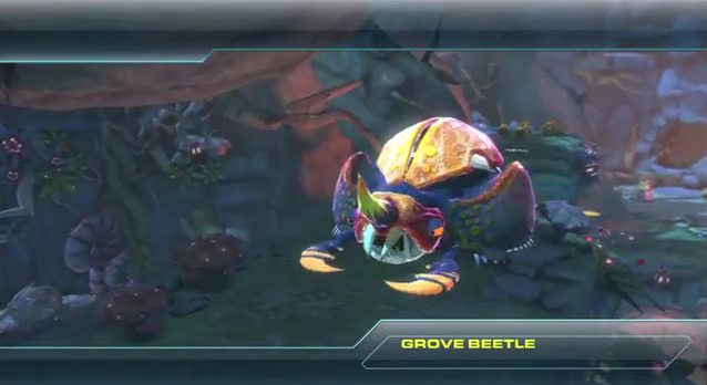 Magnus Grove Beetle