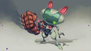 Kit Concept Art 3 (The Art of Ratchet & Clank Rift Apart)