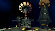 Megacorp Helmet gameplay