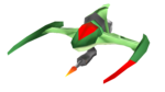 Thugs-4-Less fighter green