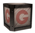 Ammo crate from R&C (2002) render