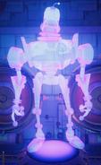 Cronk hologram Rift Apart