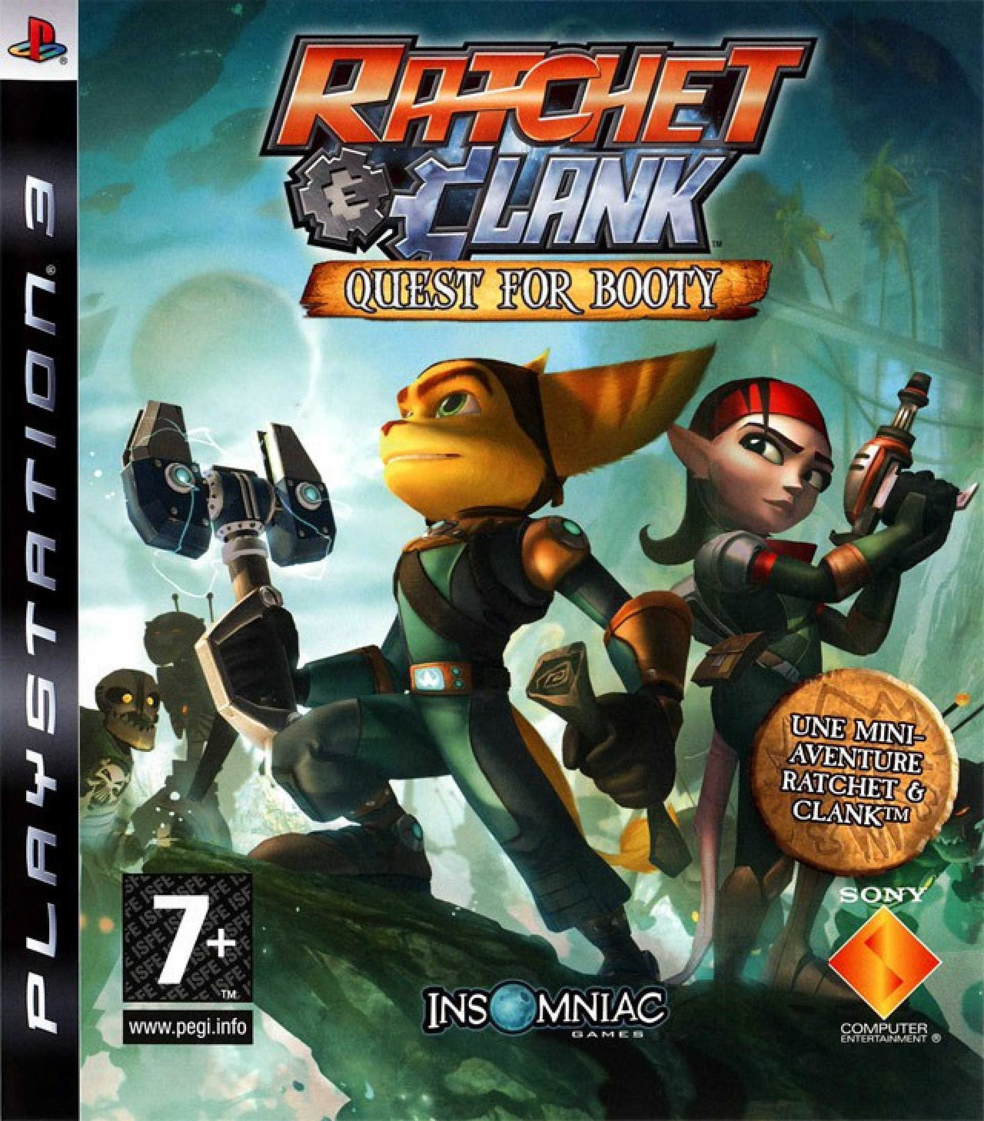 Ratchet Clank Future Quest For Booty Ratchet Clank Wiki